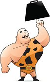 Cartoon Strongman