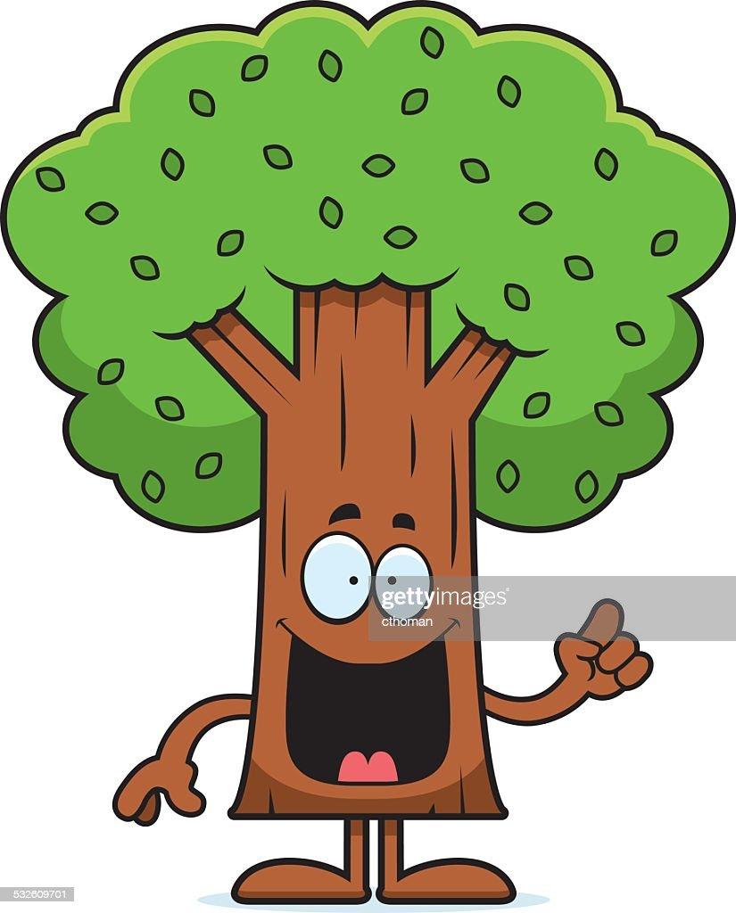 Cartoon Tree Idea