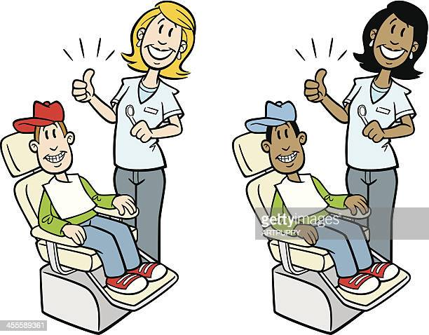 283 Dentist Cartoon Photos And Premium High Res Pictures Getty Images