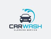 Carwash sign.