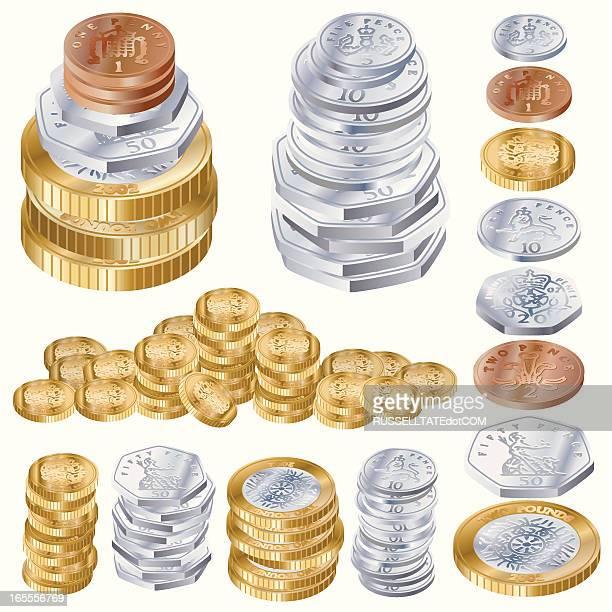 U.K. Cash Pile