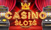 Casino 3d slots machine wins the jackpot.