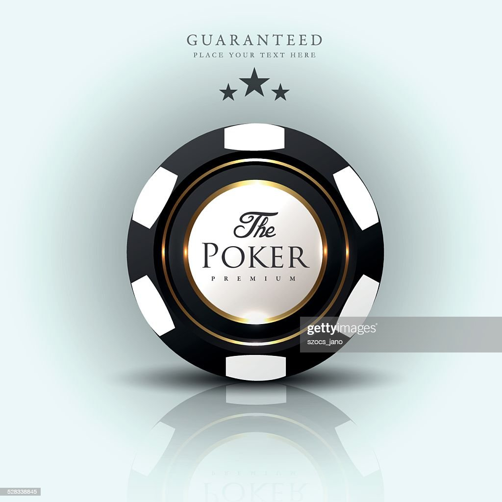 Casino background-casino chip-poker