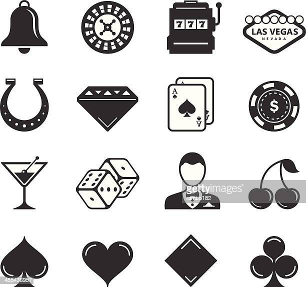 Casino/Gambling Icons
