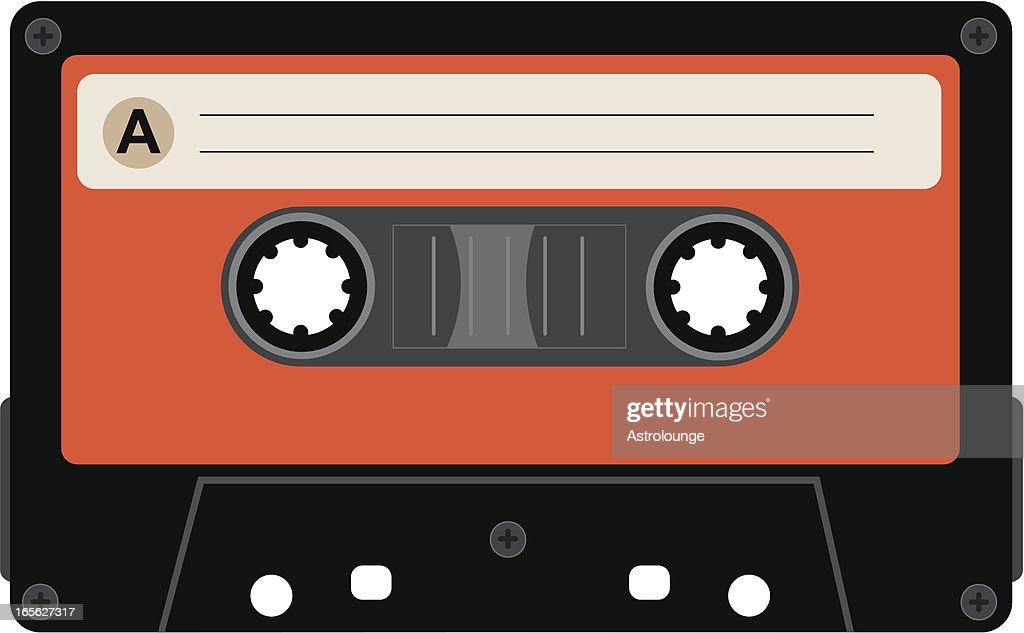 cassette : stock illustration
