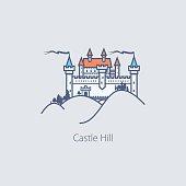 Castle Hill, Design Element