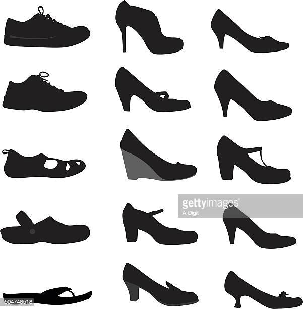 Casual And Dressy Shoe Collection