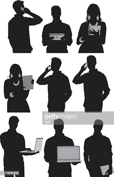 Informal personas con tecnología