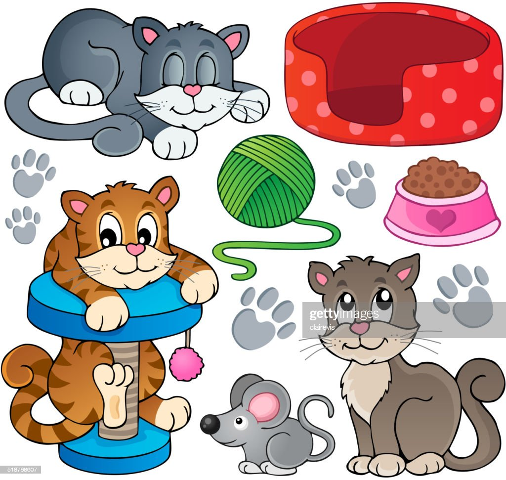 Cat theme collection 1