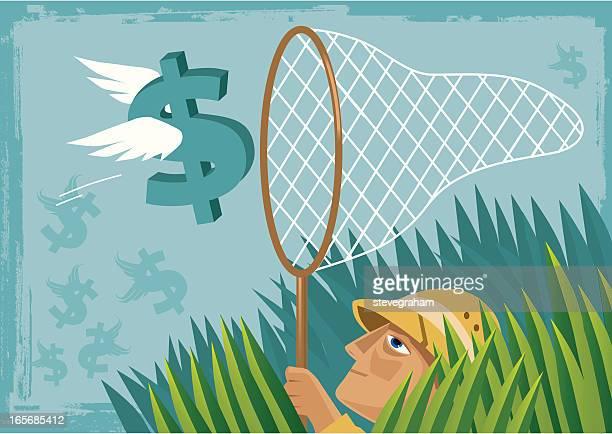 Catching The Money