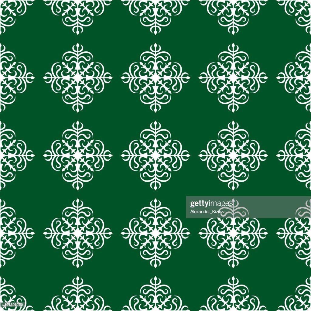Caucasus seamless pattern