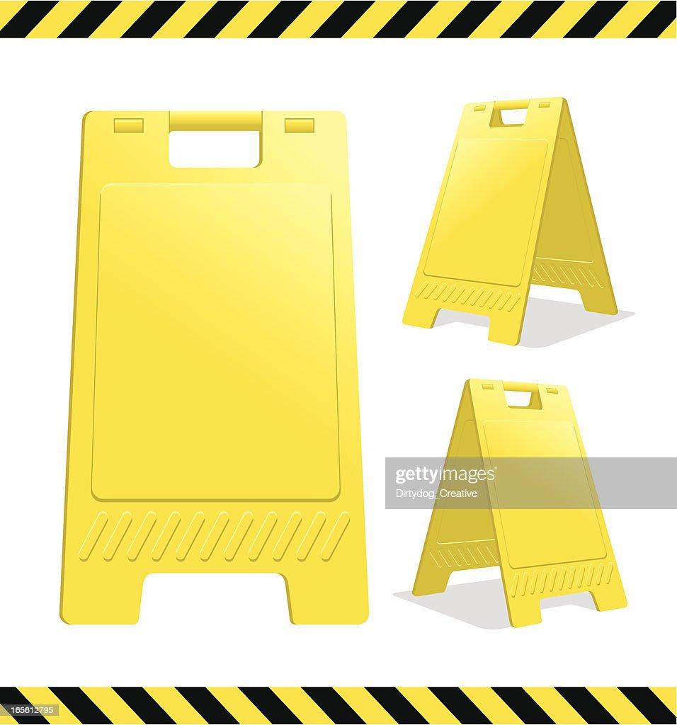 Caution / Danger / Warning sign