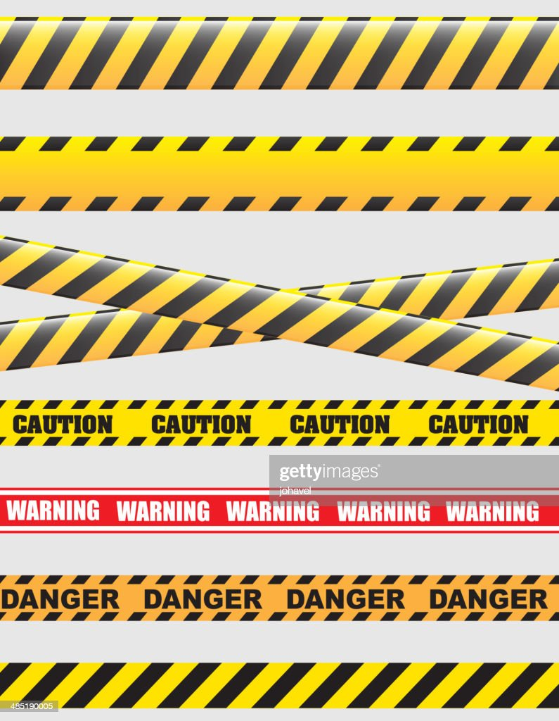 caution design