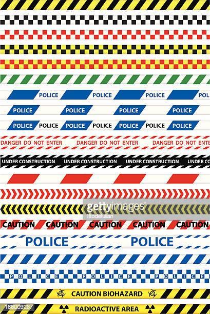vorsicht linien - verkehrswarnung stock-grafiken, -clipart, -cartoons und -symbole