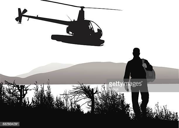 cautious - special forces stock illustrations, clip art, cartoons, & icons