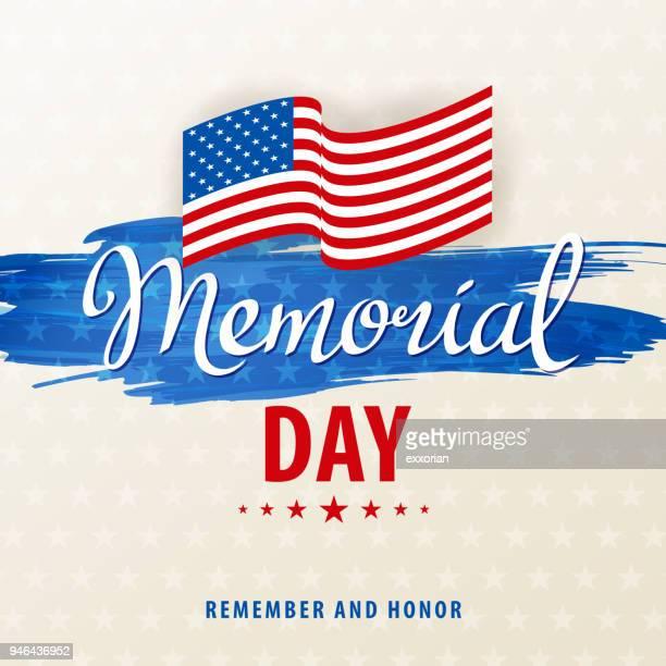 Celebrate American Memorial Day