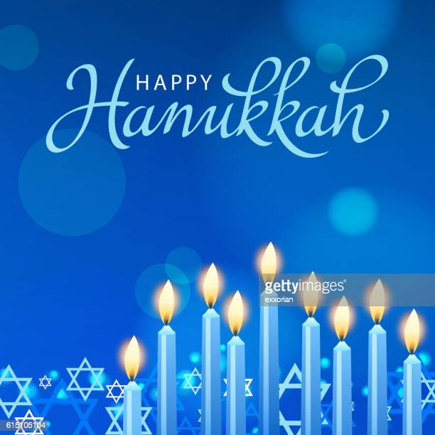 illustrations, cliparts, dessins animés et icônes de celebrate hanukkah - hanoukka