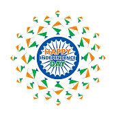 celebrate happy independence day of india
