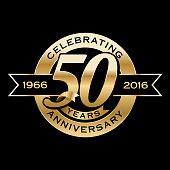 Celebrating 50th Years Anniversary