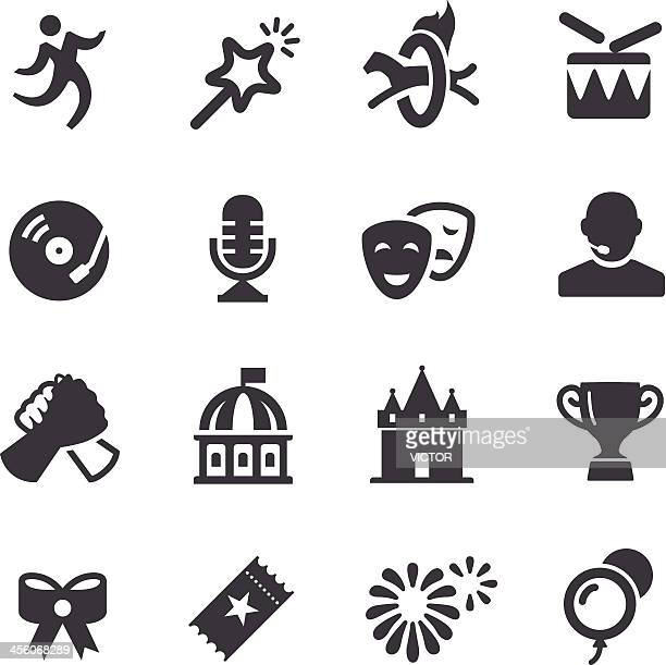 Celebration and Show Icons - Acme Series
