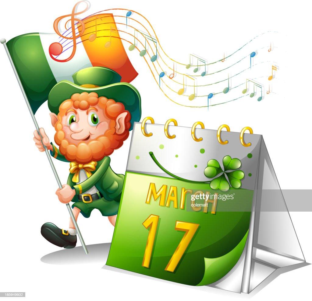 celebration for St. Patrick