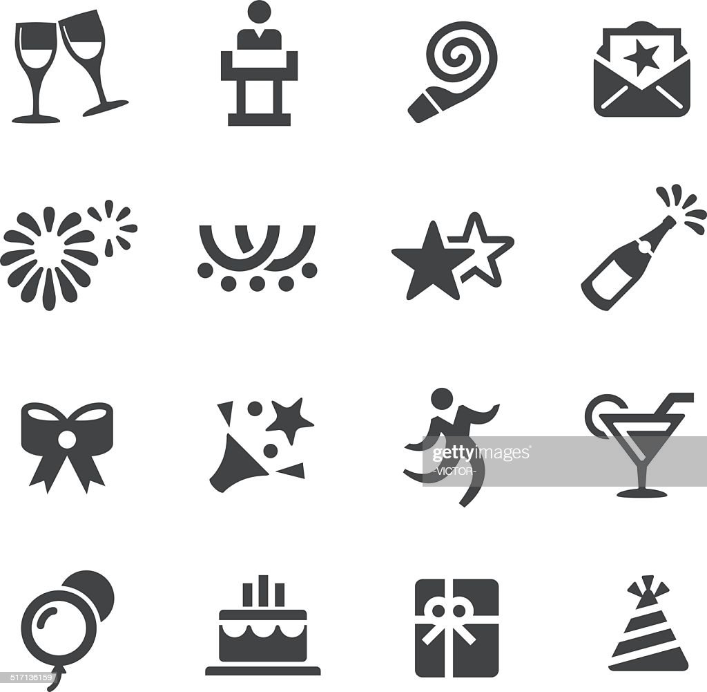 Celebration Icons - Acme Series