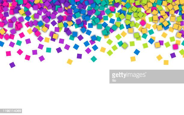 celebration party confetti background - political party stock illustrations