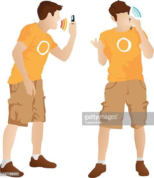 携帯電話のドラマ