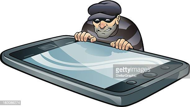 Cell Phone Thief