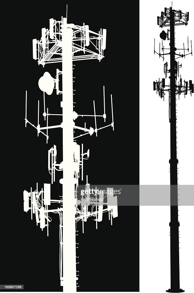 Cell Phone Tower - Global Communication