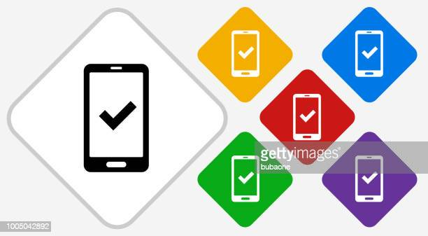 60 Top Checkmark Icon Stock Vector Art and Graphics - Getty