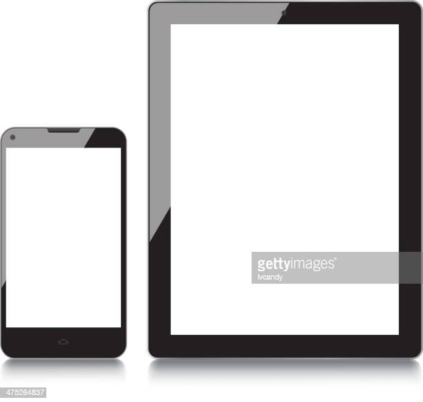 Cellphone and tablet pc