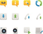 Cellphone Icon - Applications