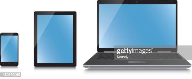 Cellphone-Tablet pc-Laptop
