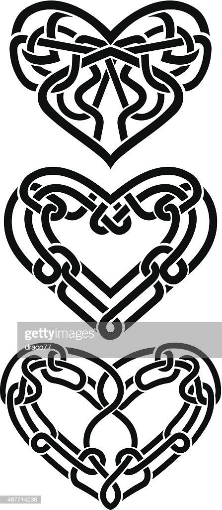 Celtic Heart Set