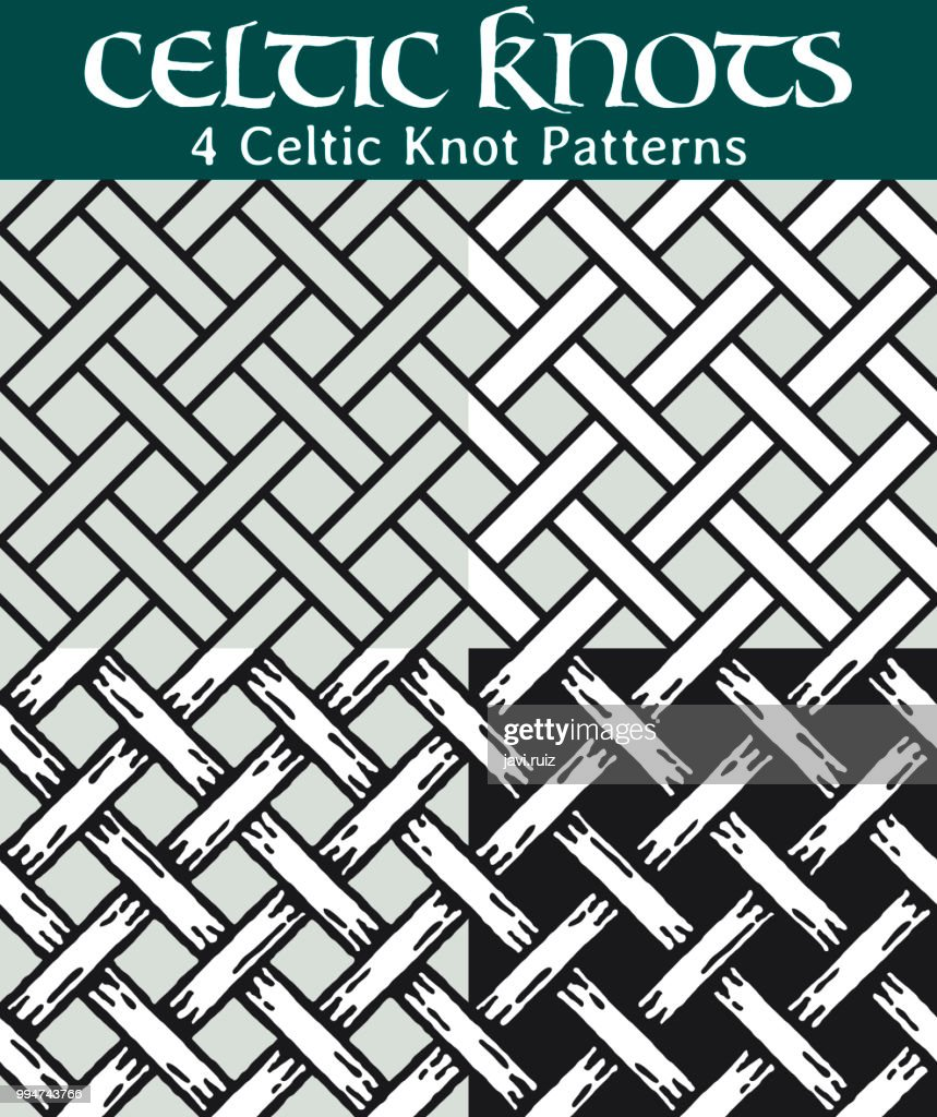 Celtic Knot Patterns
