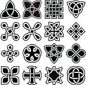 Celtic Knots in Vector Editable Format