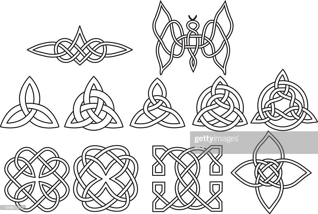 Celtic Knots (Vector)
