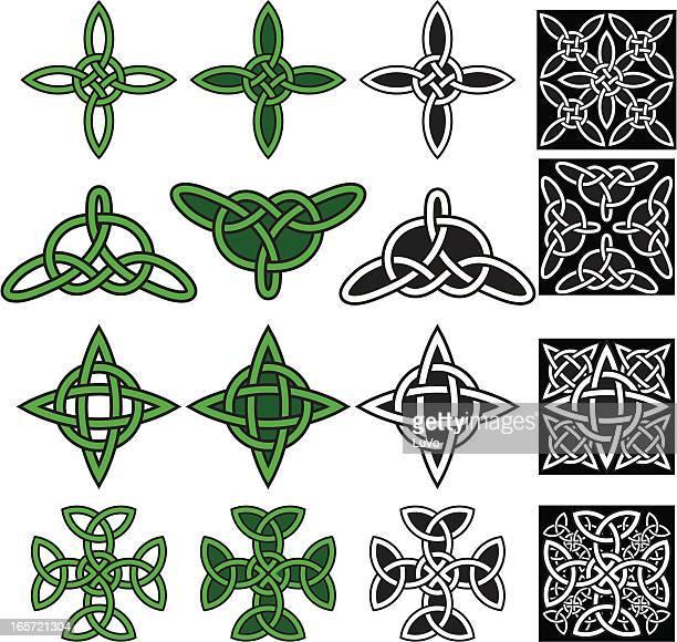 ケルトノット - ケルト風点のイラスト素材/クリップアート素材/マンガ素材/アイコン素材