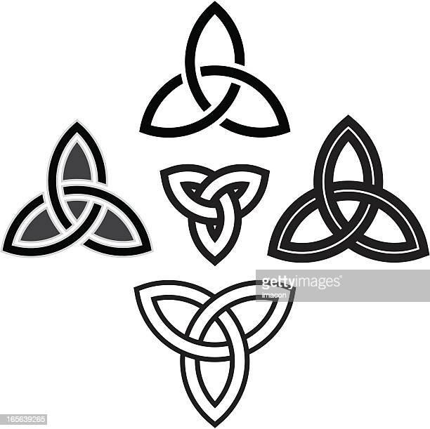 Dessin Celtique illustrations et dessins animés de noeud celtique |