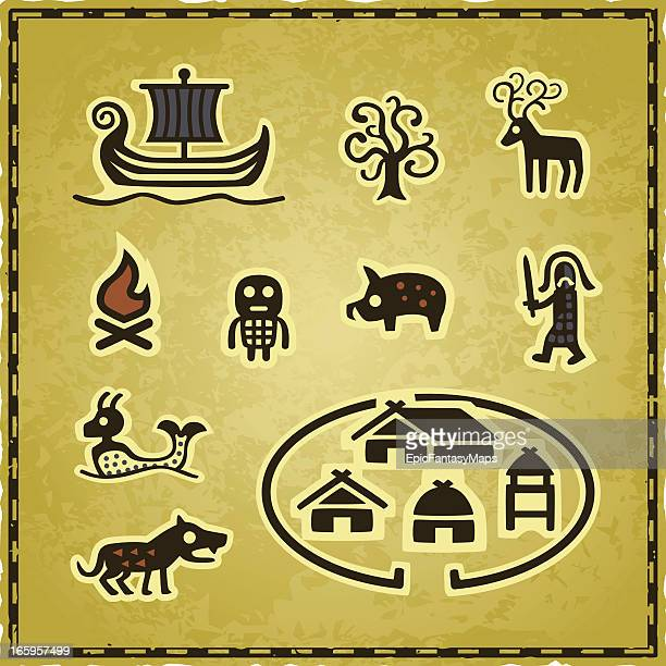 Celtic Map Icons