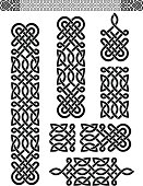 Celtic Pattern Set