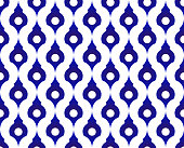 ceramic seamless pattern