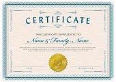 Certificate Classic Diploma