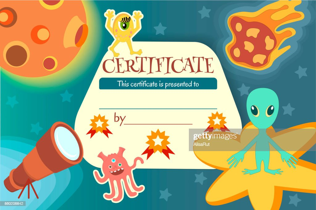 Certificate for a teaching game