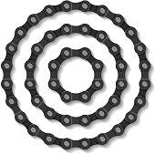 Chain circles