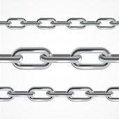 Chain Metal. Vector