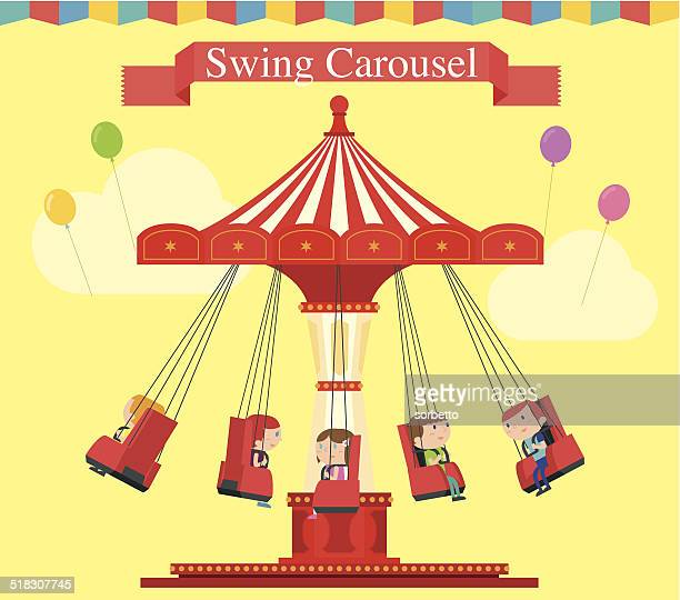 Chain Swing Ride