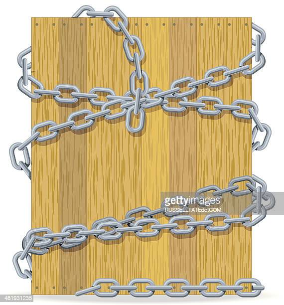 Chained box