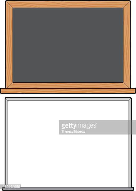 chalkboard and whiteboard - anatomical model stock illustrations, clip art, cartoons, & icons